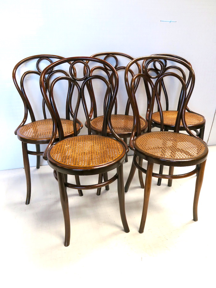Photo of Hofmann Bentwood Chairs