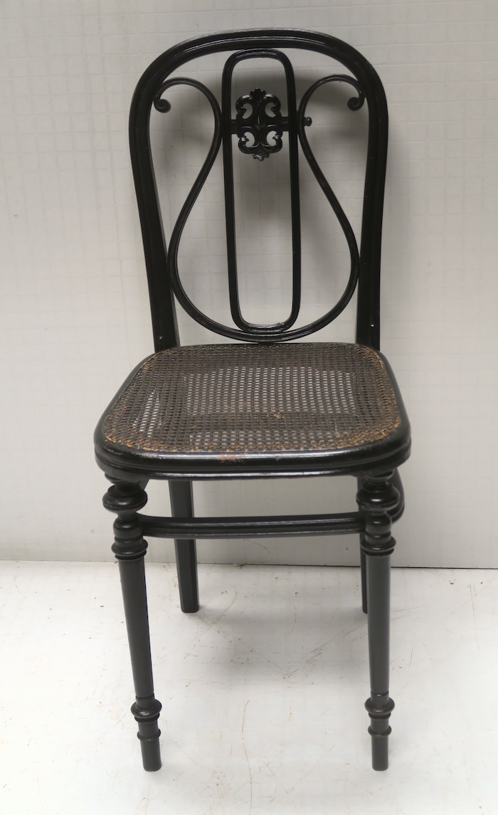 C024 J&J Kohn Special Back Bentwood Chair