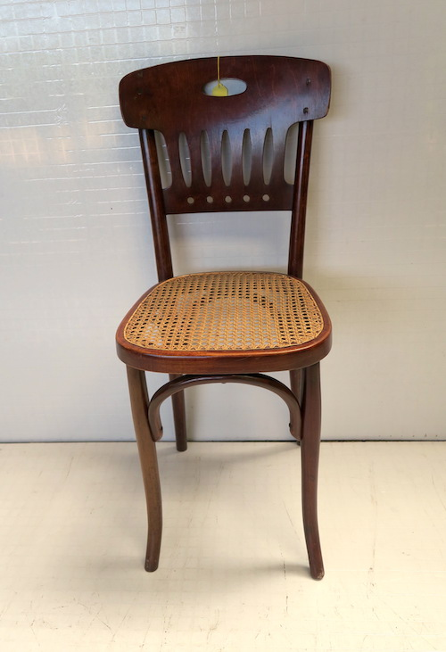 Square seat square spindel Bentwood Chairs